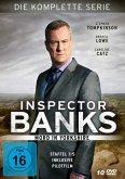 Inspector Banks - Die komplette Serie DVD-Box