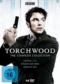 Torchwood - The Complete Collection - Die komplette Serie mit Staffel 1&2, Kinder der Erde, Miracle Day DVD-Box
