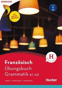 Französisch - Übungsbuch Grammatik A1/A2 (eBook, PDF) - Rousseau, Pascale; Brouty-Walter, Marie-Sophie