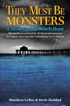 They Must Be Monsters (eBook, ePUB)