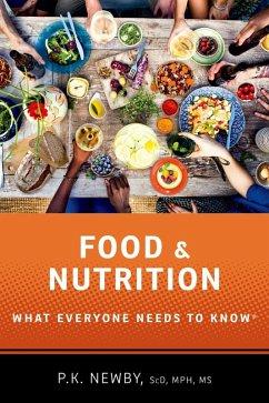 Food and Nutrition (eBook, ePUB)