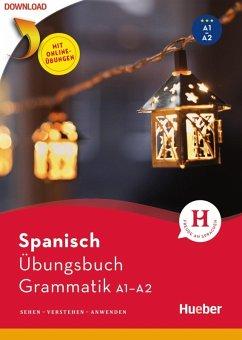 Spanisch - Übungsbuch Grammatik A1/A2 (eBook, PDF) - Farah de Günther, Gabriela
