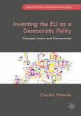 Inventing the EU as a Democratic Polity (eBook, PDF)