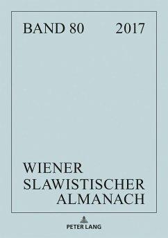 Wiener Slawistischer Almanach Band 80/2017