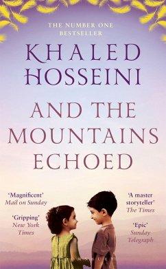 And the Mountains Echoed - Hosseini, Khaled