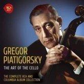 G.Piatigorsky-The Complete Rca And Columbia Coll.