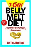 The 7-Day Belly Melt Diet: The Scientifically Proven Plan to Flatten Your Stomach and Keep You Lean for Life.
