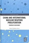 China and International Nuclear Weapons Proliferation
