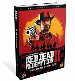 Red Dead Redemption 2: The Complete Official Guide Standard Edition - Piggyback