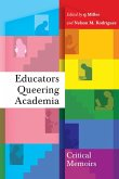 Educators Queering Academia (eBook, ePUB)