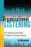 Organizational Listening (eBook, ePUB)