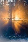 New Social Foundations for Education (eBook, ePUB)