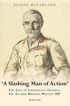 A Slashing Man of Action (eBook, ePUB) - McFarland, Elaine