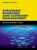 Strategic Sourcing and Category Management (eBook, PDF)