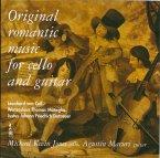 Original Romantic Music For Cello And Guitar