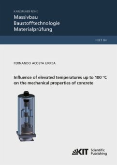 Influence of elevated temperatures up to 100 °C...