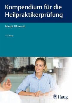 Kompendium für die Heilpraktiker-Prüfung (eBook, ePUB) - Allmeroth, Margit