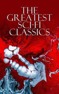 The Greatest Sci-Fi Classics (eBook, ePUB)