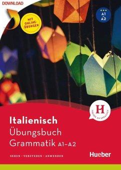 Italienisch - Übungsbuch Grammatik A1/A2 (eBook, PDF) - Pedrotti, Gianluca