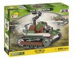 COBI 2383 - SMALL ARMY, TKS TANKETTE, Panzer, WWII, Bausatz, 250 Teile und 1 Figur
