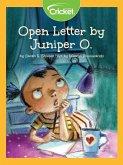 Open Letter by Juniper O. (eBook, PDF)