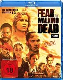 Fear the Walking Dead - Staffel 1-3 Uncut Edition