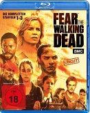 Fear the Walking Dead - Staffel 1-3 Uncut Edition