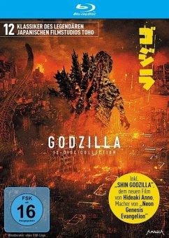 Godzilla Collection (12 Discs)