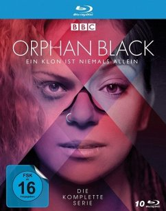 Orphan Black - Die komplette Serie BLU-RAY Box