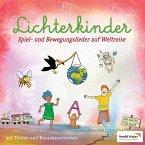 Spiel- und Bewegungslieder auf Weltreise, 1 Audio-CD