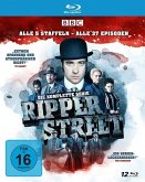 Ripper Street - Die komplette Serie BLU-RAY Box