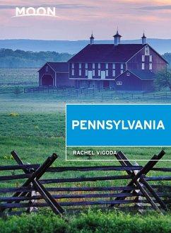 Moon Pennsylvania (eBook, ePUB)