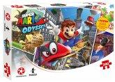 Super Mario Odyssey World Traveler (Kinderpuzzle)
