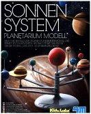 Sonnensystem Planetarium Modell