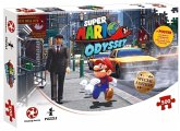 Super Mario Odyssey New Donk City (Kinderpuzzle)