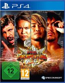 Fire Pro Wrestling World (PlayStation 4)