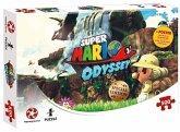 Super Mario Odyssey Fossil Falls (Kinderpuzzle)