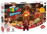Super Mario Odyssey Bowsers Castle (Kinderpuzzle)