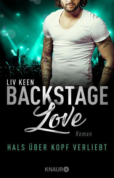 Buch-Reihe Backstage-Love