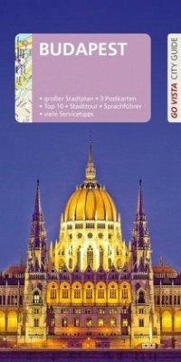 GO VISTA: Reiseführer Budapest - Mischke, Roland