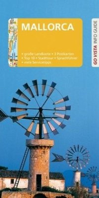 Go Vista Info Guide Reiseführer Mallorca - Weindl, Andrea