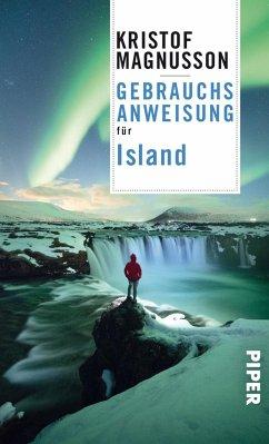 Gebrauchsanweisung für Island - Magnusson, Kristof