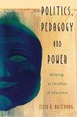 Politics, Pedagogy and Power (eBook, ePUB)