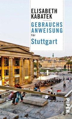 Gebrauchsanweisung für Stuttgart - Kabatek, Elisabeth