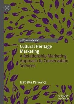 Cultural Heritage Marketing