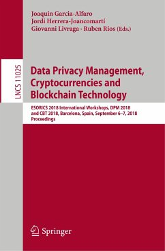 Data Privacy Management, Cryptocurrencies and B...
