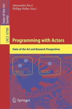 Programming with Actors