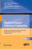 Applied Computer Sciences in Engineering