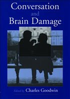 Conversation and Brain Damage [With CDROM]