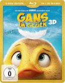 Gans im Glück (Blu-ray 3D + DVD)